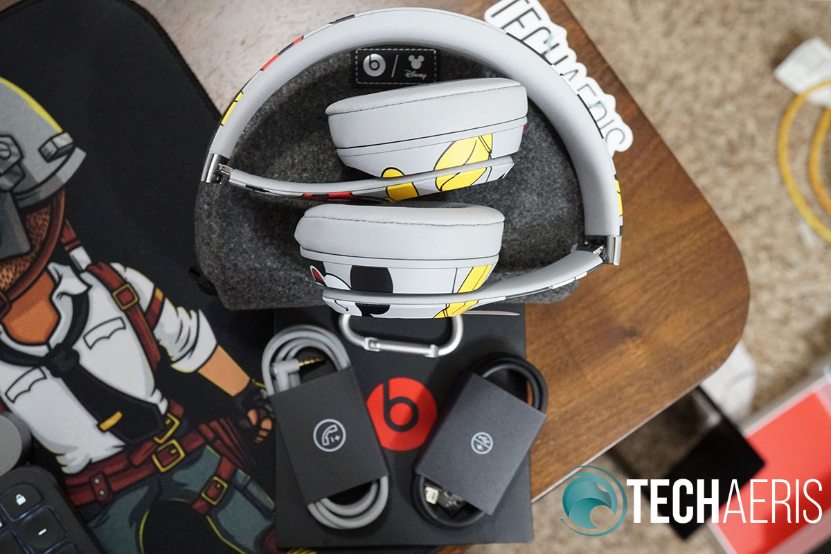 Beats Solo3 Wireless Mickey S 90th Anniversary Edition Review Perfect For Mickey Mouse Fans