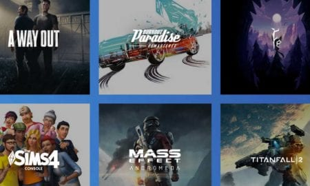 EA Access PlayStation 4 games