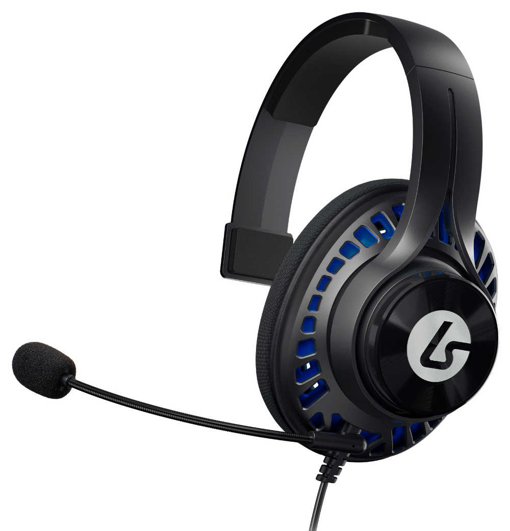 The LucidSound LS1P Chat Gaming Headset