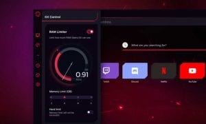 Opera GX Gaming Browser