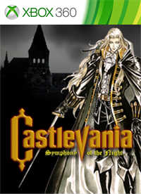 Castlevania: Symphony of the Night box cover