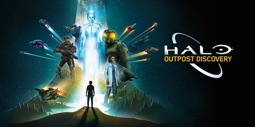 Halo Outpost Discovery
