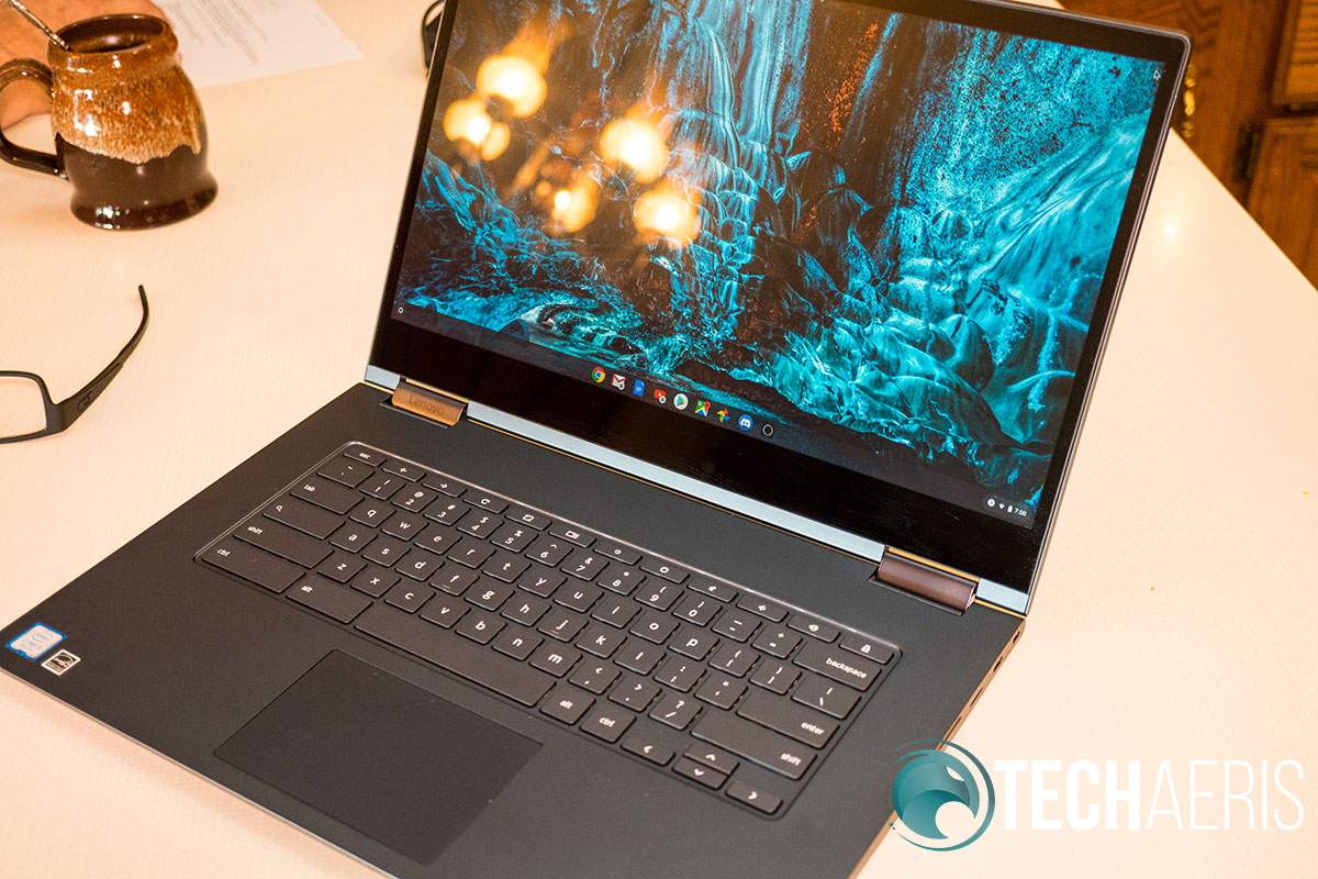 Lenovo Yoga C630 Chromebook Google laptop