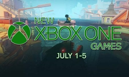 New Xbox Games July 1 - Sea of Solitude