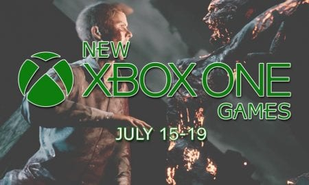 New Xbox Games July 15-19