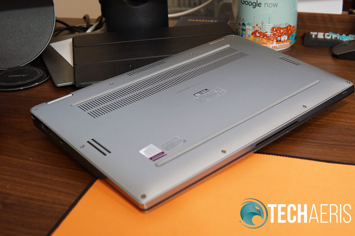 2019 Dell Latitude 7400 2-in-1 laptop