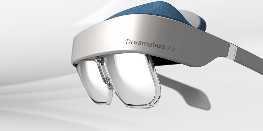 DreamGlass Air AR theater personal