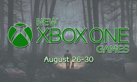 New Xbox Games August 26-30