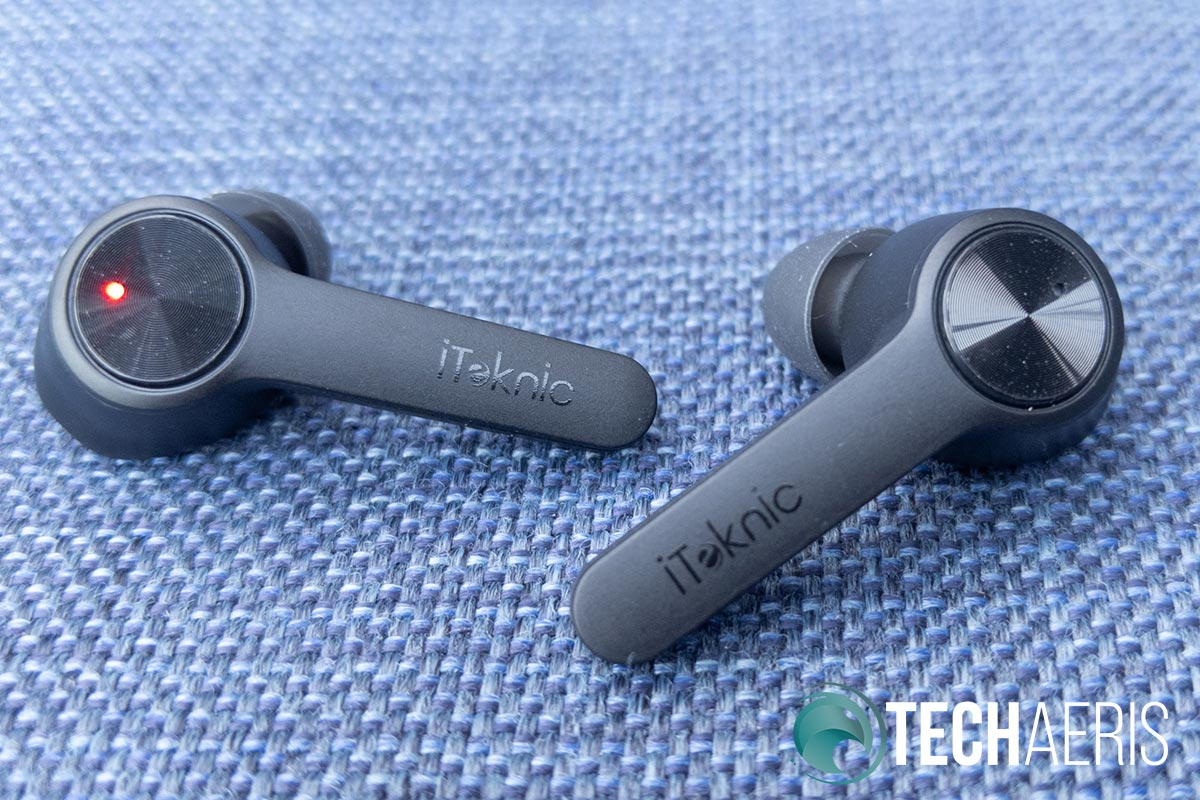 The iTeknic TWS Bluetooth Earbuds