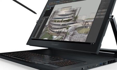 Acer ConceptD 9 Pro notebook