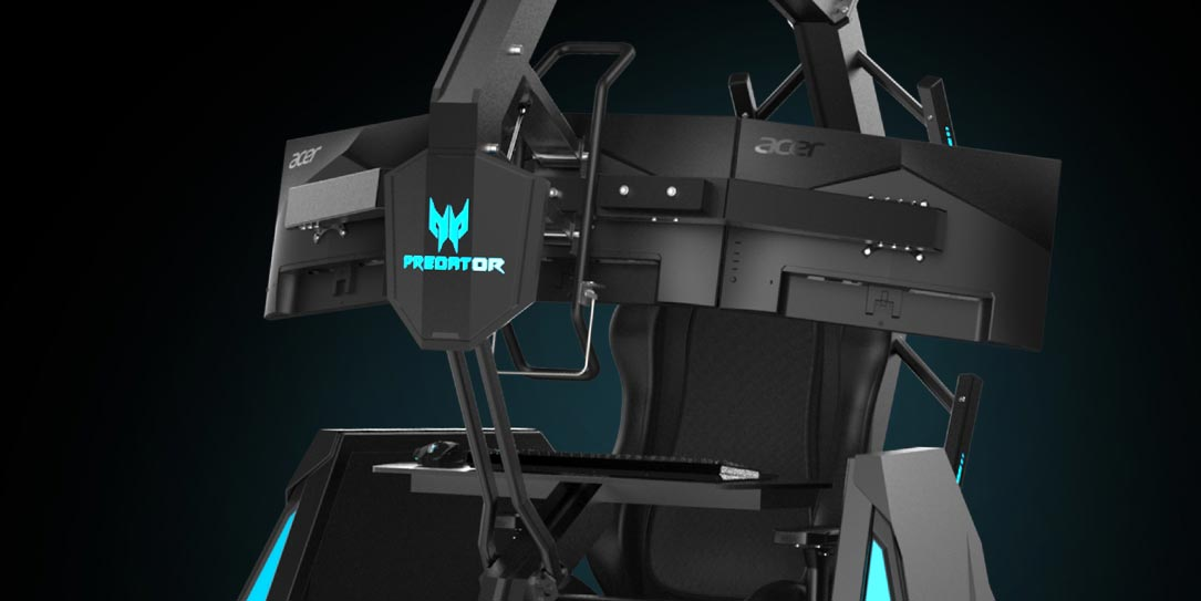 Acer Predator Thanos Air Gaming Chair