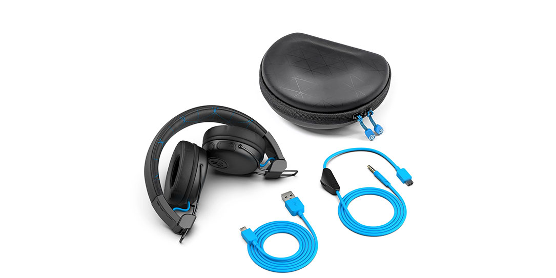 Play Gaming Wireless JLab Audio headphones company