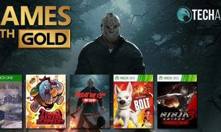 October 2019 Xbox Games with Gold Friday the 13th
