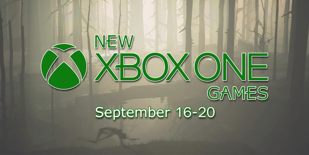 new Xbox games September 16-20