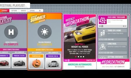 Forza Horizon 4 #Forzathon October 24-31