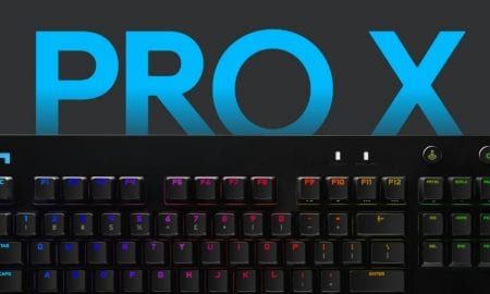 Logitech G PRO X Mechanical Gaming Keyboard