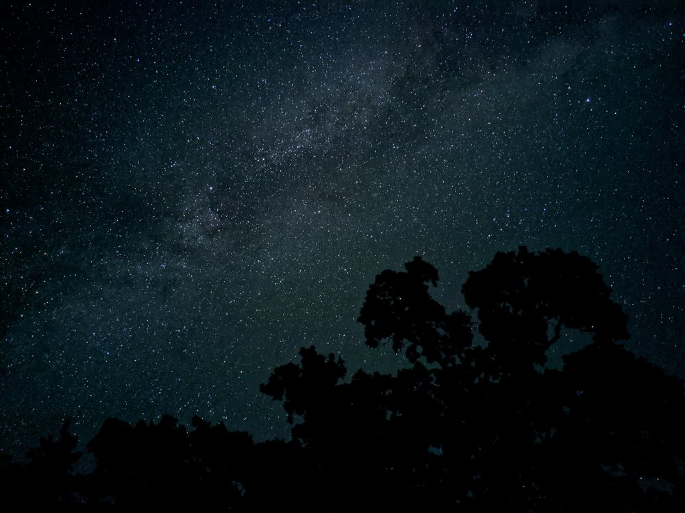 Actual Night Sight photograph with the new astrophotography capability