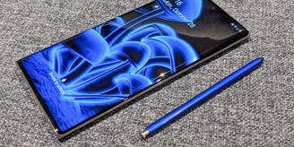 Samsung Galaxy Note10+ with S Pen