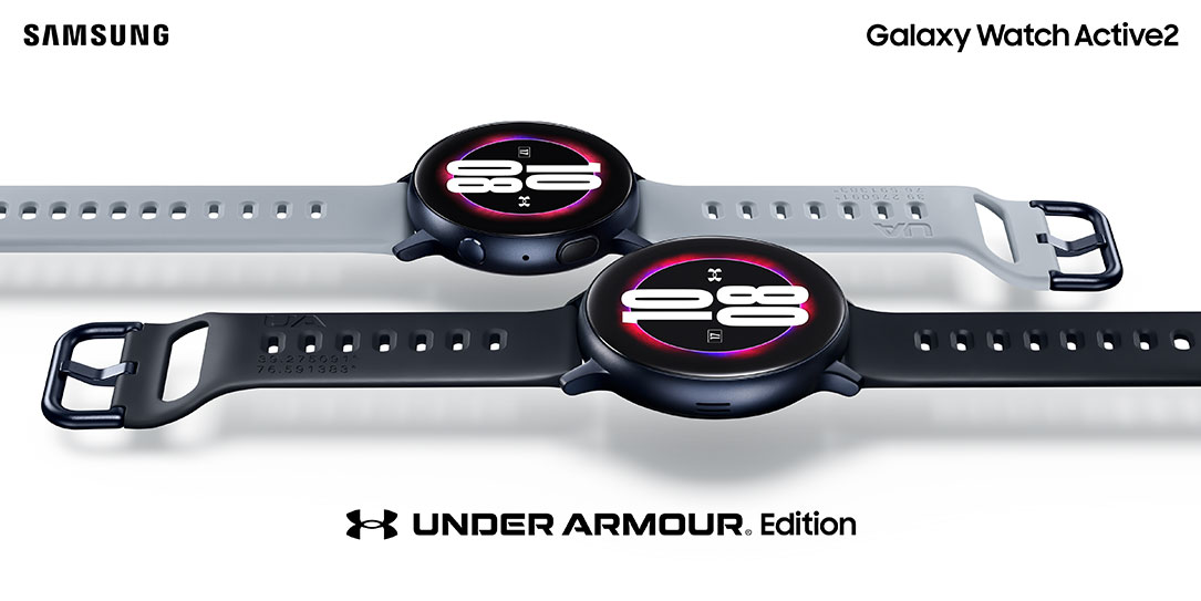 Galaxy Watch Under Armour