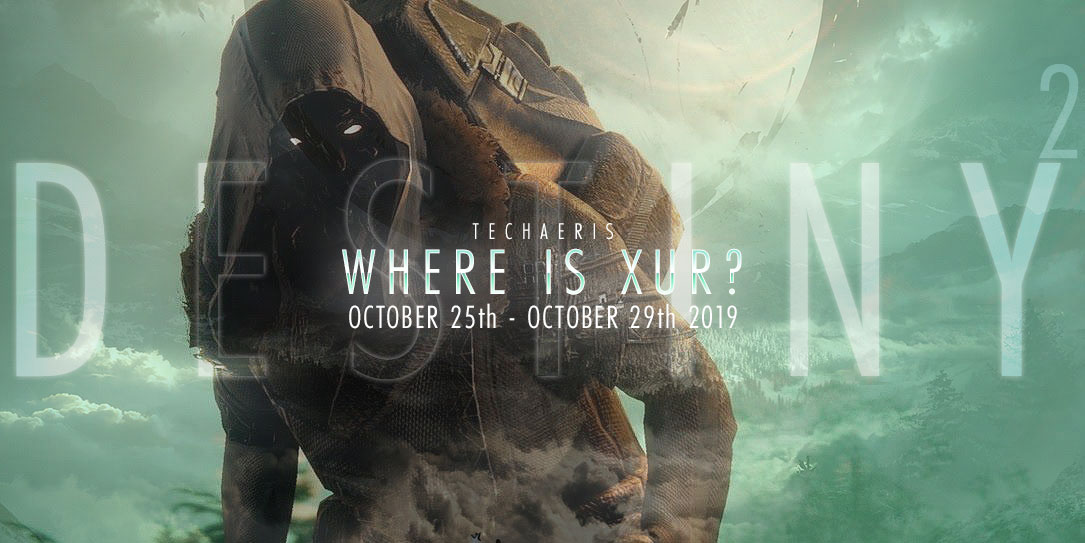 Where is Xur and what is he selling