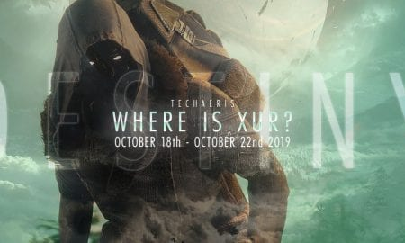 where is xur destiny 2 October 18 22