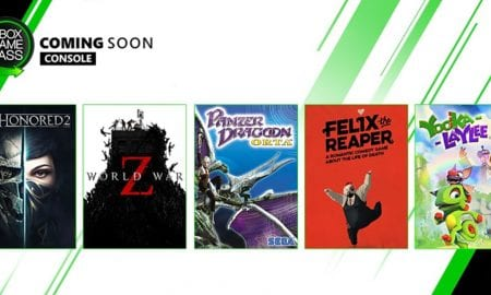Xbox Game Pass October update