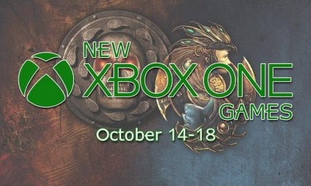 New Xbox Games October 14-18