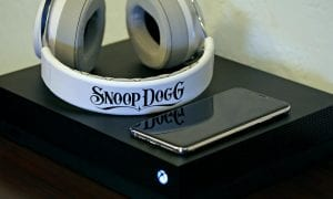 The LucidSound LS50X Snoop Dogg Limited Edition gaming headset