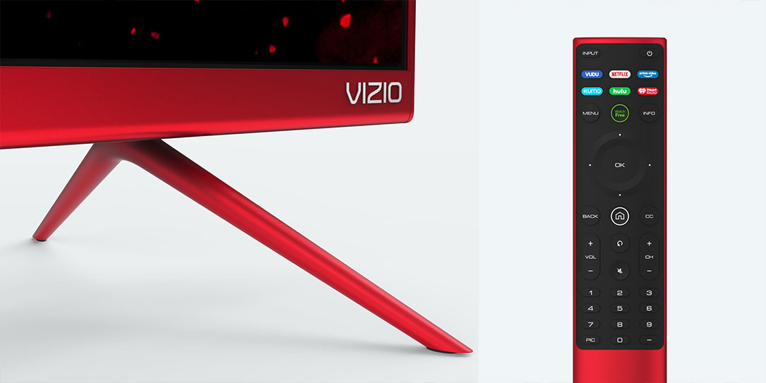 (VIZIO)RED M-Series Global Fund