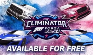 The Eliminator Forza Horizon 4 Battle Royale Mode