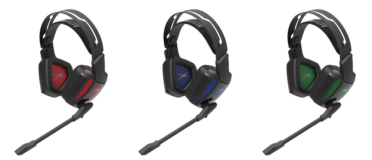 AL3000 Gaming Stereo Headset