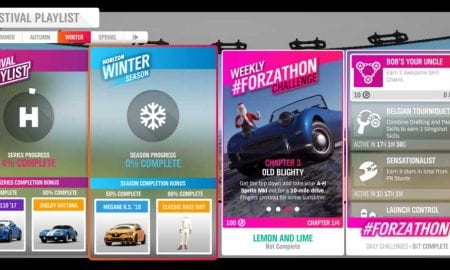 Forza Horizon 4 #Forzathon January 2-9