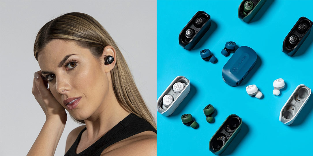 JLab Audio GO Air true-wireless earbuds