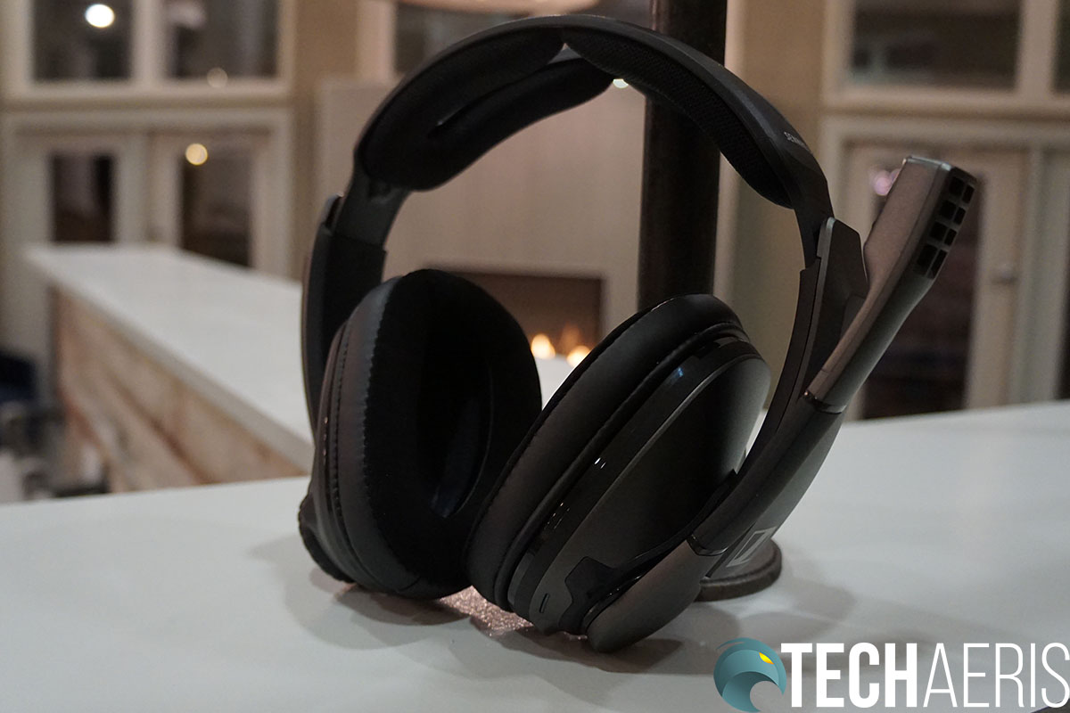 Sennhieser GSP 370 Gaming Headset front