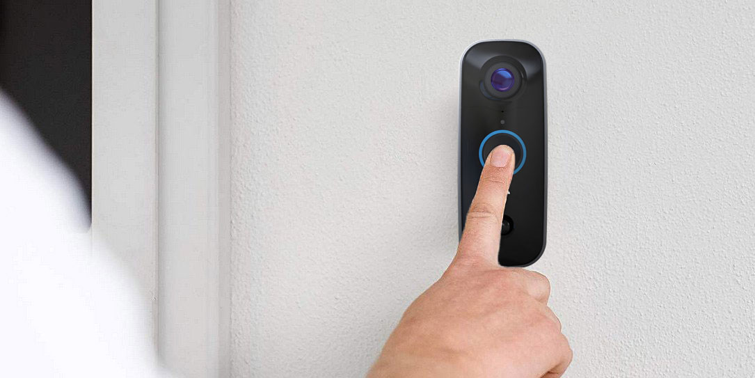 Toucan video doorbell wireless outdoor camera