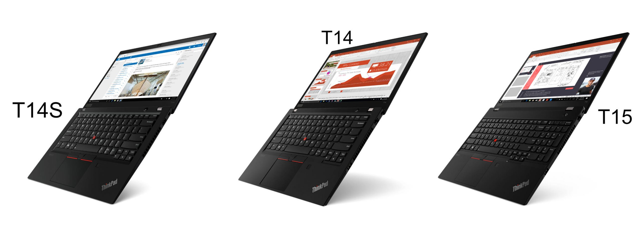 Lenovo 2020 ThinkPad Models