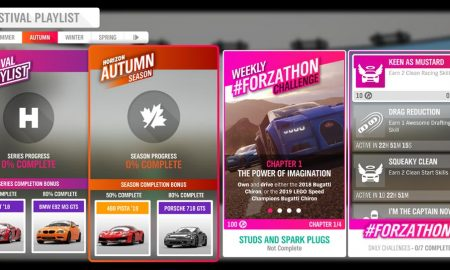 Forza Horizon 4 #Forzathon February 20-27th