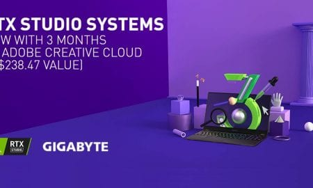 GIGABYTE Adobe Creative Cloud free