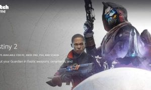 Twitch Prime Destiny 2 loot