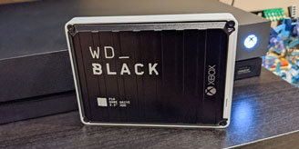 WD_Black P10 Game Drive for Xbox