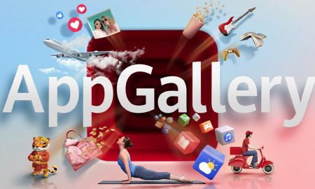 install Huawei AppGallery