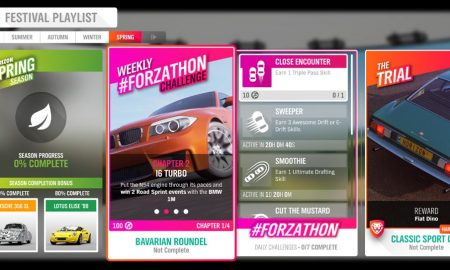 Forza Horizon 4 #Forzathon March 5-12th