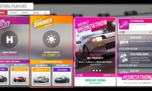 Forza Horizon 4 #Forzathon March 12-19