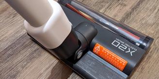 The ROIDMI X20 Cordless Vacuum Cleaner