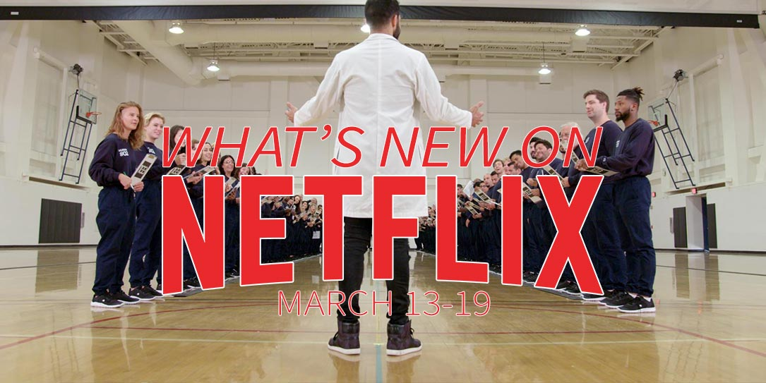 New on Netflix March 13-19 100 Humans