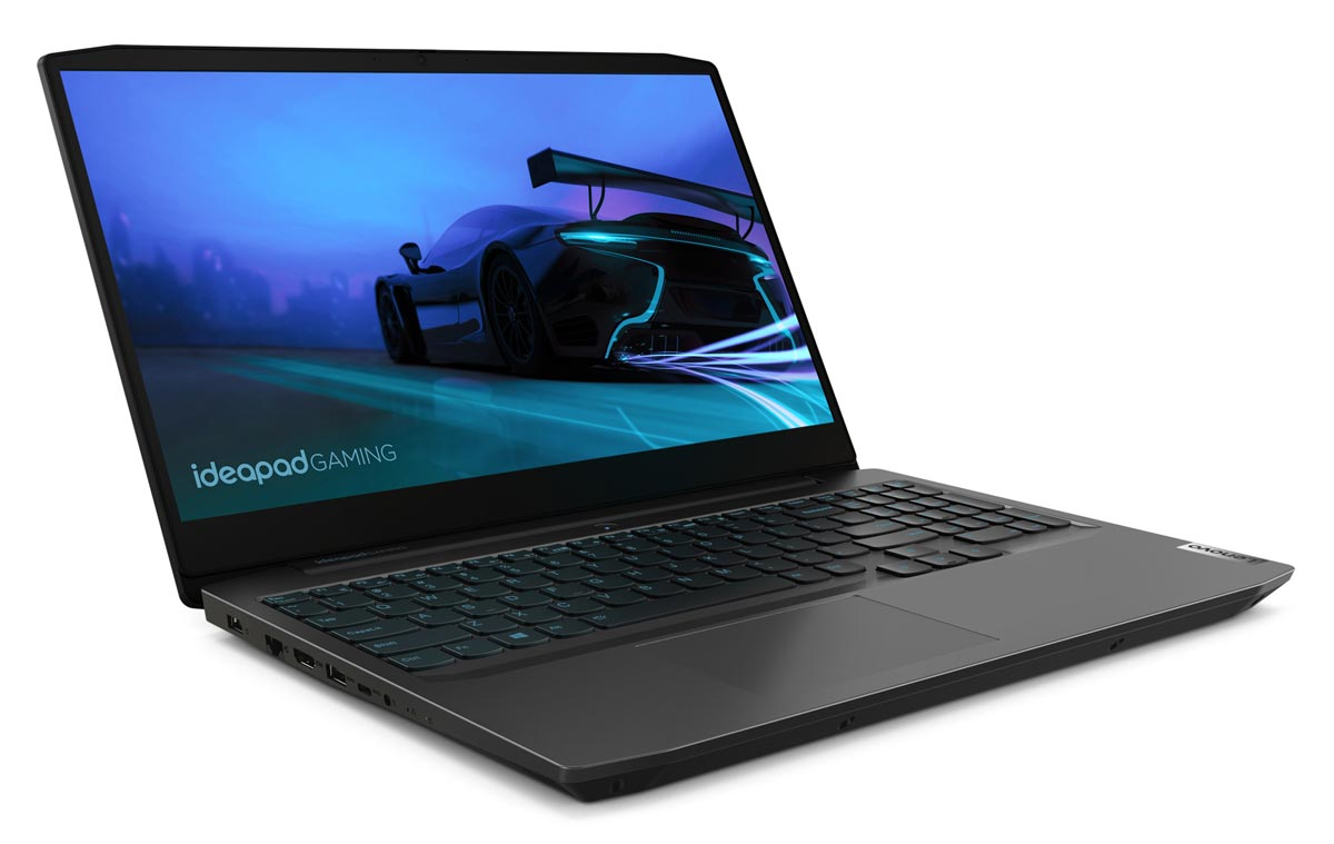 IdeaPad Gaming 3 entry-level gaming laptop