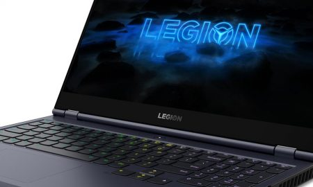 Lenovo Legion gaming laptop Legion 7
