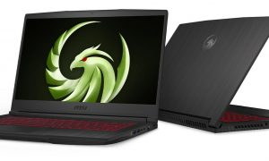 MSI Bravo 15 gaming laptops