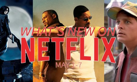 New on Netflix May 1-7 Underworld, Bad Boys, Back to the Future