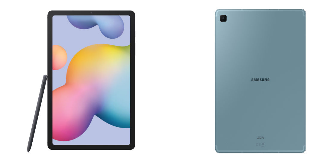 Samsung Galaxy Tab S6 Lite and Samsung Galaxy S10 Lite